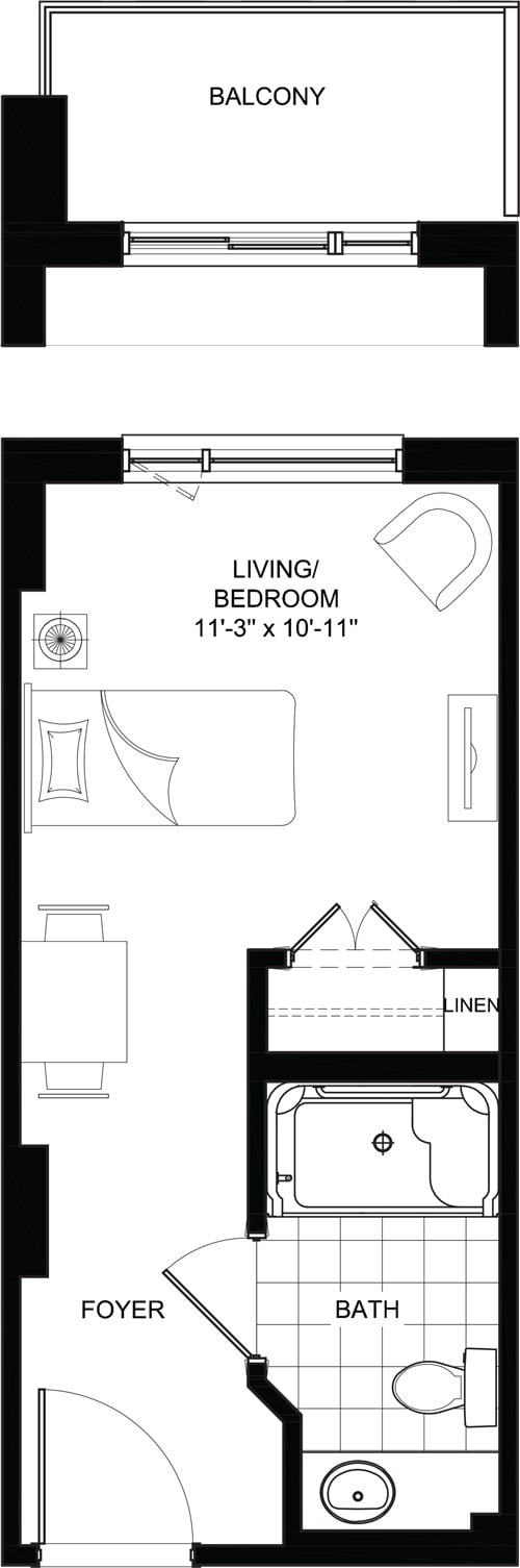 Stirling Park Massey Condo Floor Plans