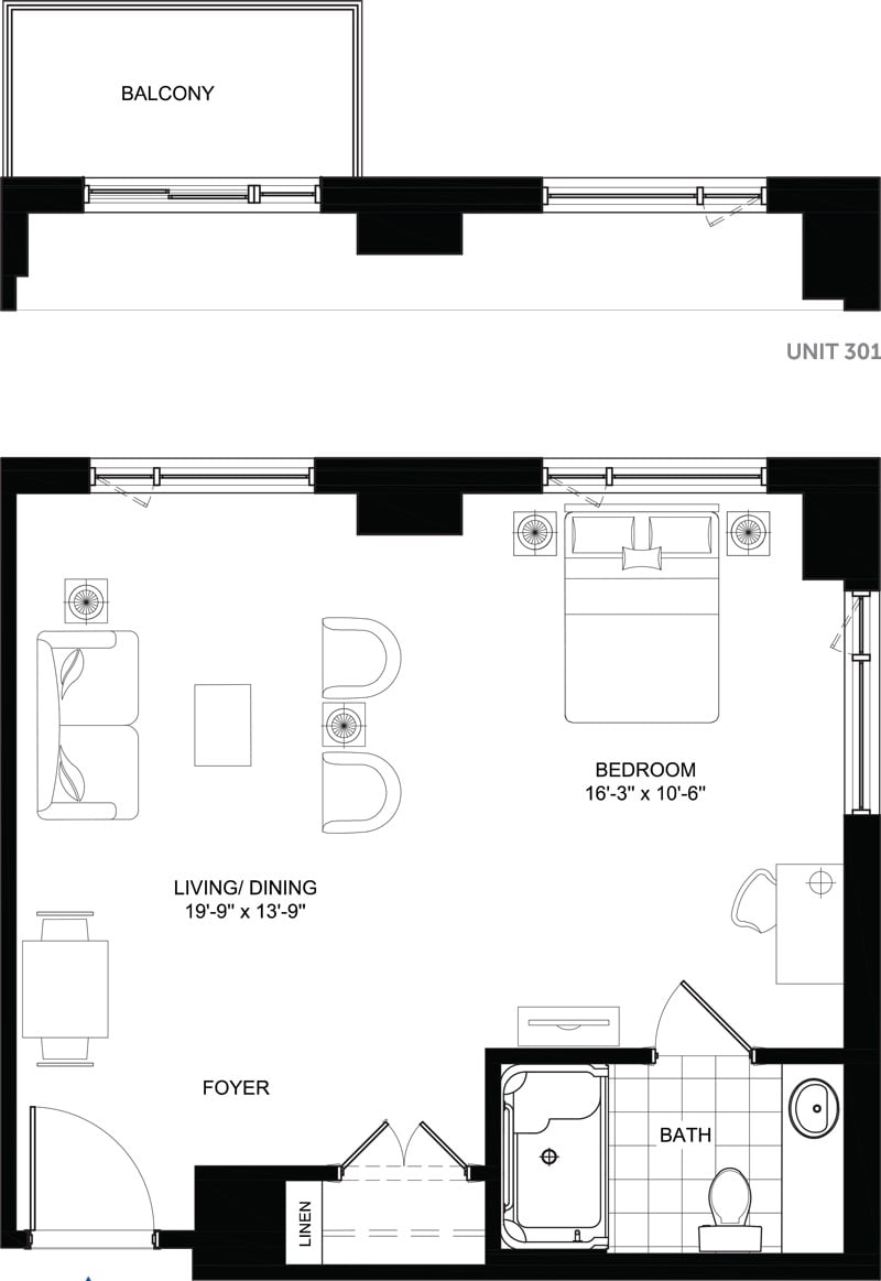 Stirling Park Strathcona Condo Floor Plans